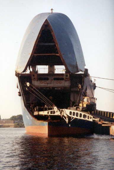 wo fährt welches schiff